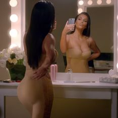 Kim Kardashian, reine de l'auto-dérision ?