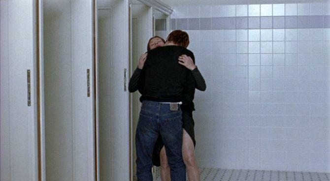 Foto tratta dal film La Pianista (2001)