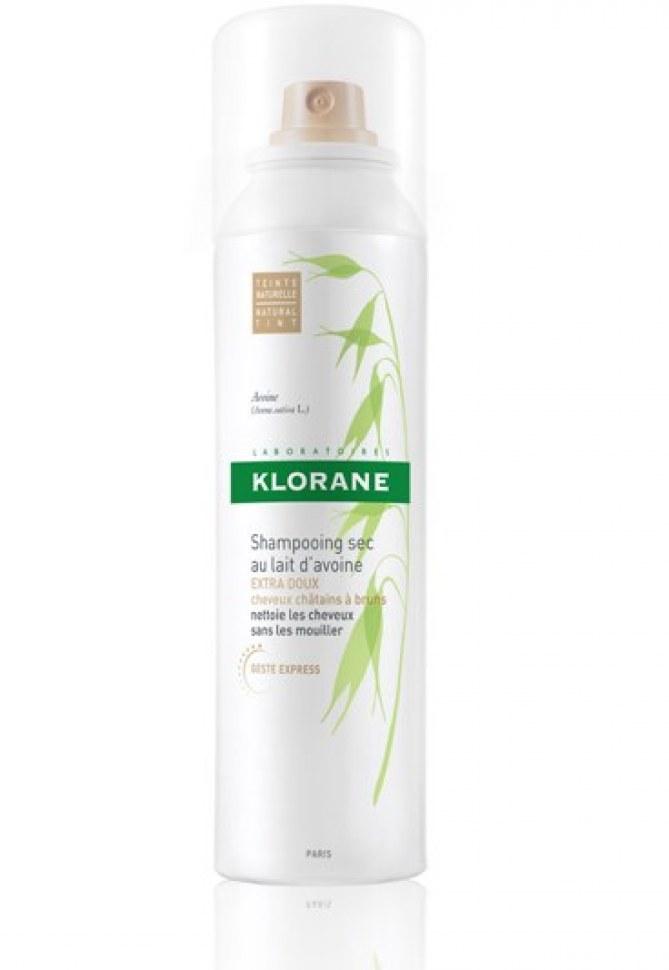 Shampoing sec Klorane - 8 €