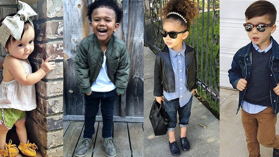 Fashion Toddlers! 25 Photos Of Kids With More Style Than Us