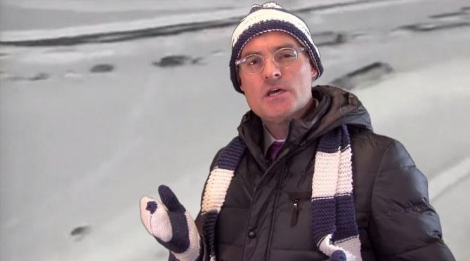 School is closed, la parodie drôlissime d'un proviseur sur La Reine des neiges