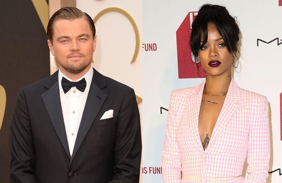 Rihanna sous le charme de Leonardo DiCaprio, un homme pas comme ses ex
