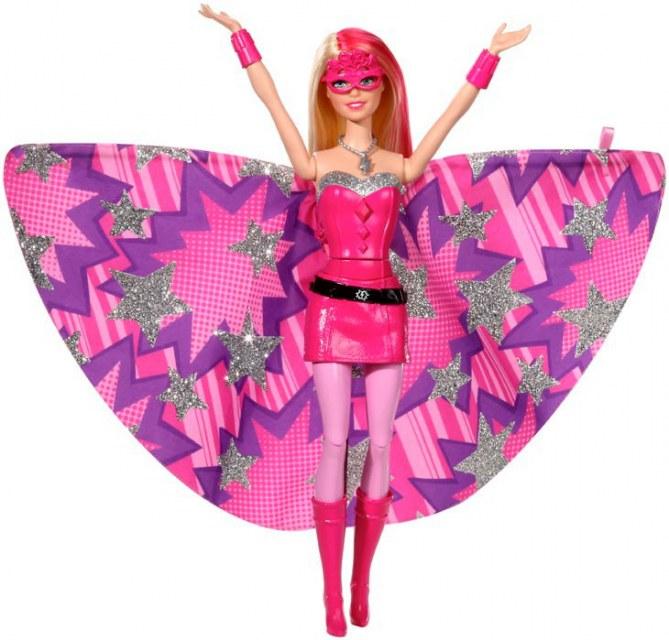 Barbie super-héroïne