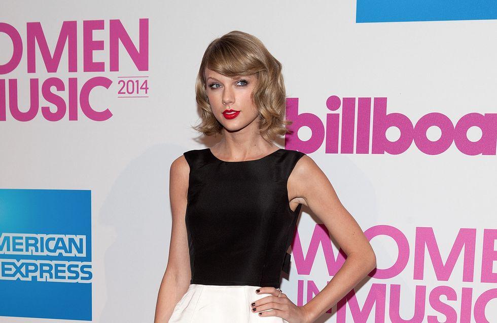 Taylor Swift, victime de piratage, répond aux hackers