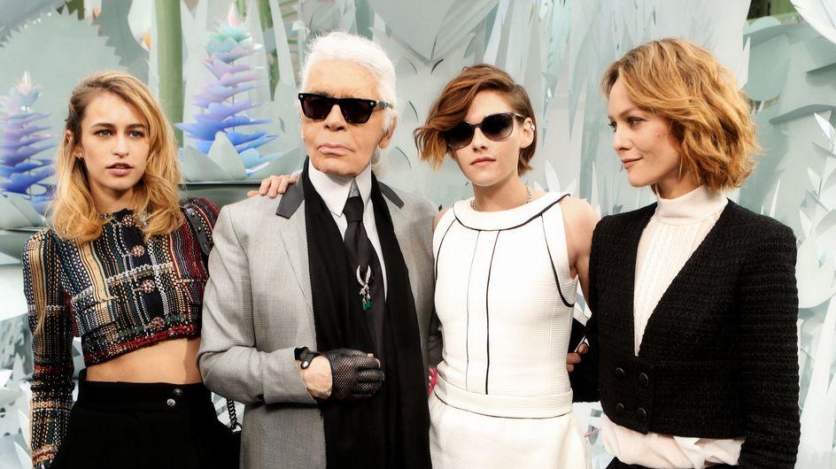 Chanel ne se lasse pas de Kristen Stewart, Vanessa Paradis et Alice Dellal
