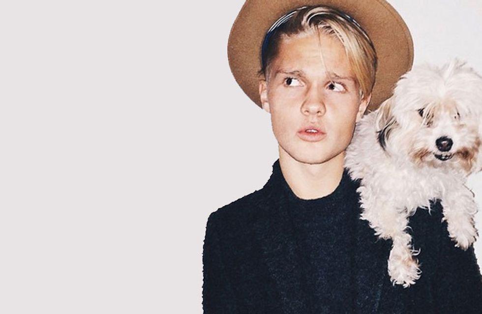 Benjamin Peltonen: ¿el Justin Bieber finlandés o un atractivo 'it boy'?