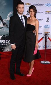 Cobie Smulders et son mari