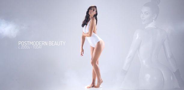 Il corpo ideale