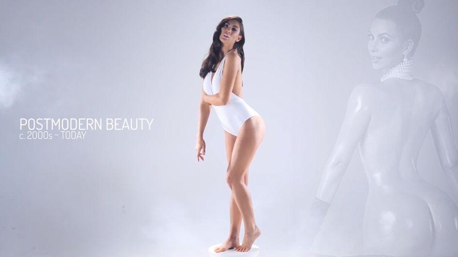 Video/ Dall'antico Egitto a Kim Kardashian: ecco quali sono stati gli ideali di bellezza durante 3 millenni