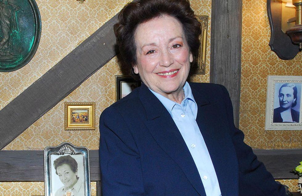Muere Amparo Baró a los 77 años tras una larga enfermedad