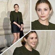 Elizabeth Olsen est notre look du jour