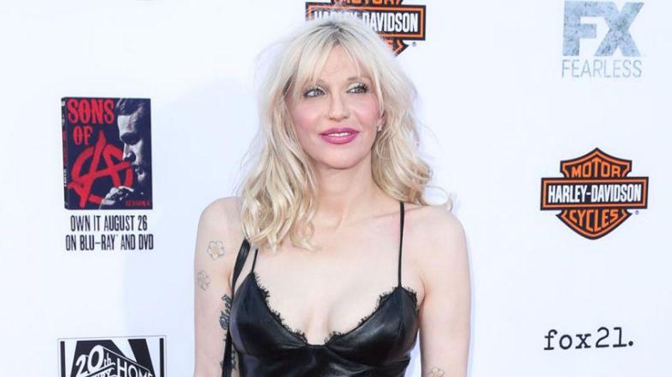 Courtney Love nahm als Schwangere Heroin