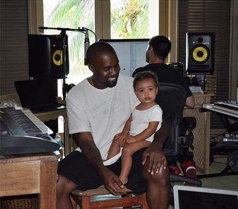 North, vedette du nouveau clip de Kanye West