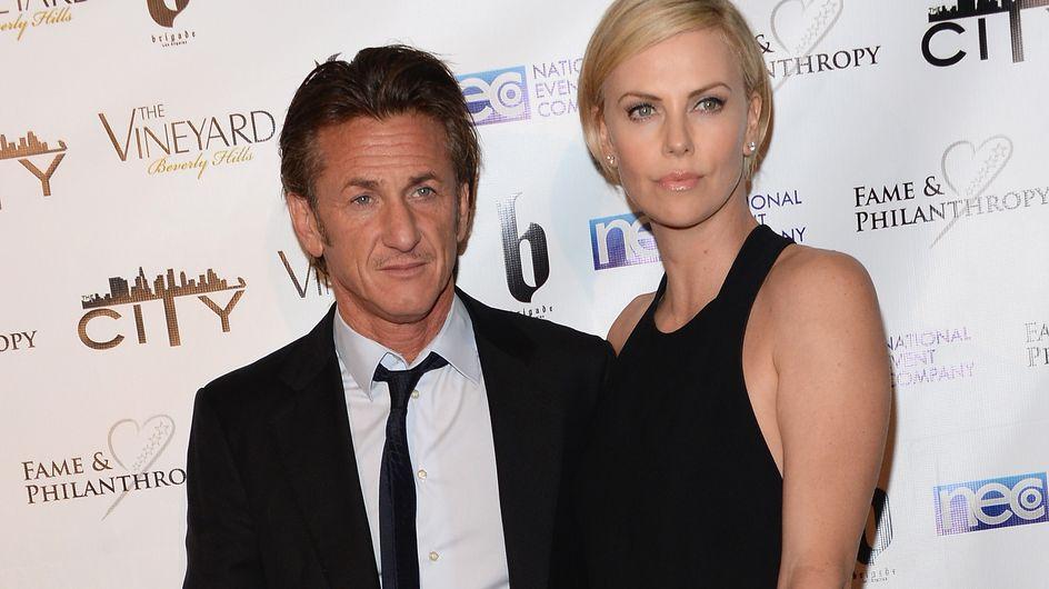 Sean Penn surpris d'être retombé amoureux grâce à Charlize Theron
