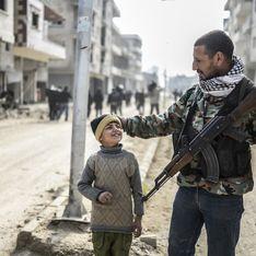 Les désolantes photos de Kobané, libérée des djihadistes
