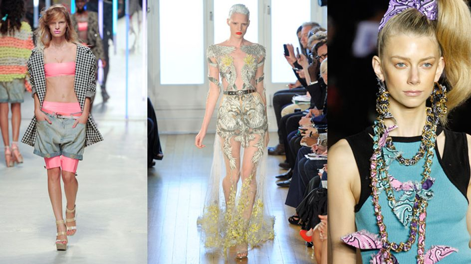 Our Fave Looks From Past LFW Shows