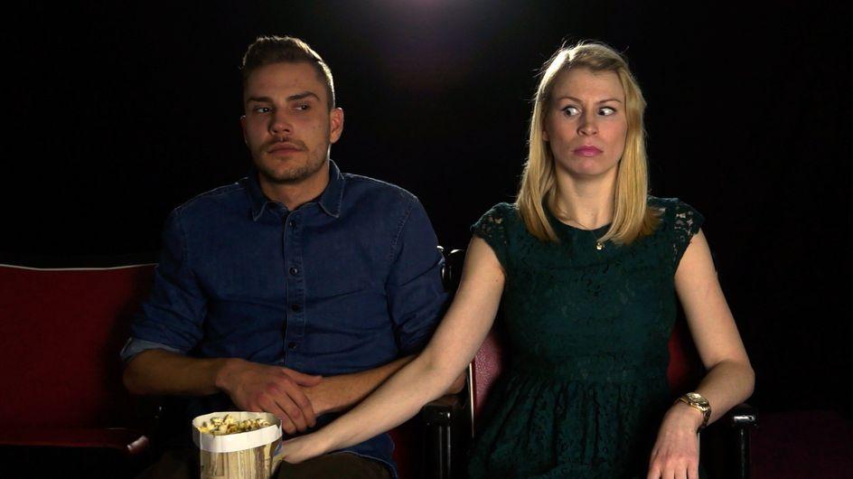 Ups! 5 mega peinliche Momente beim ersten Date im Kino