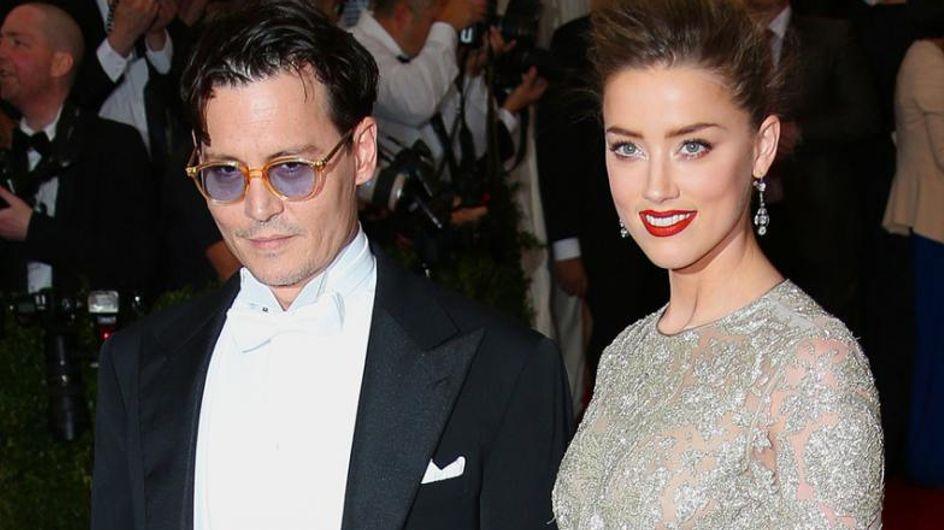 Johnny Depp und Amber Heard heiraten schon nächste Woche