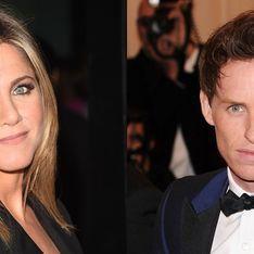 Quand Eddie Redmayne stalke Jennifer Aniston