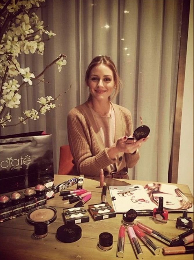 Olivia Palermo x Ciaté London