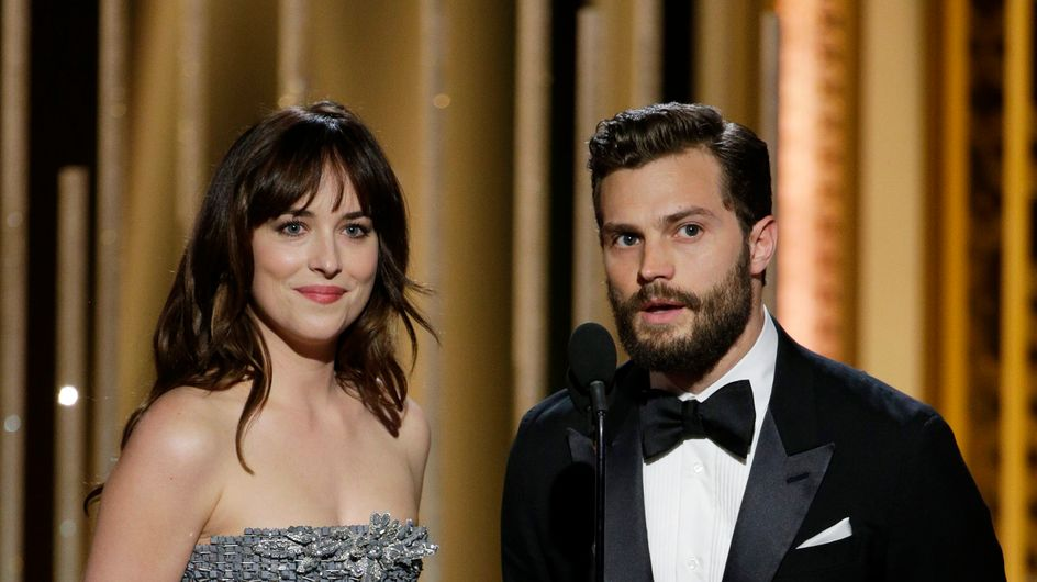 Jamie Dornan et Dakota Johnson parlent du tournage difficile de 50 Shades of Grey