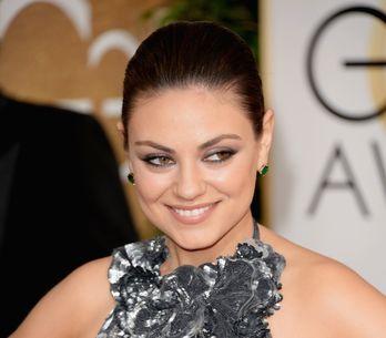 Mila Kunis : Ses photos en robe de mariée
