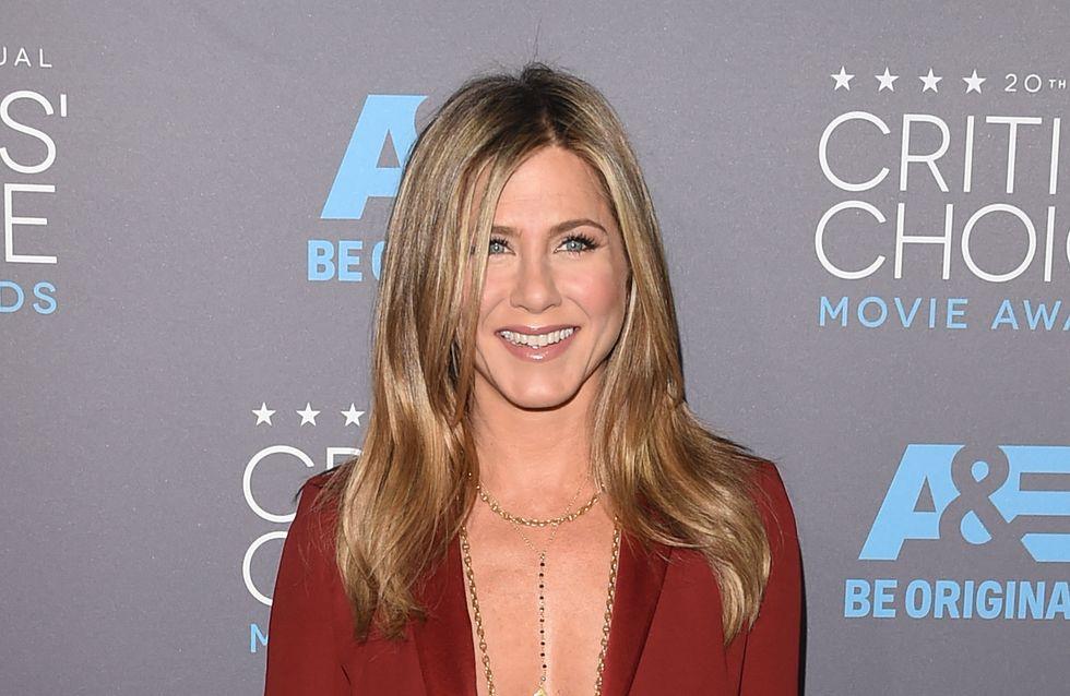 Jennifer Aniston : Jouer dans Friends était une bénédiction et une malédiction !