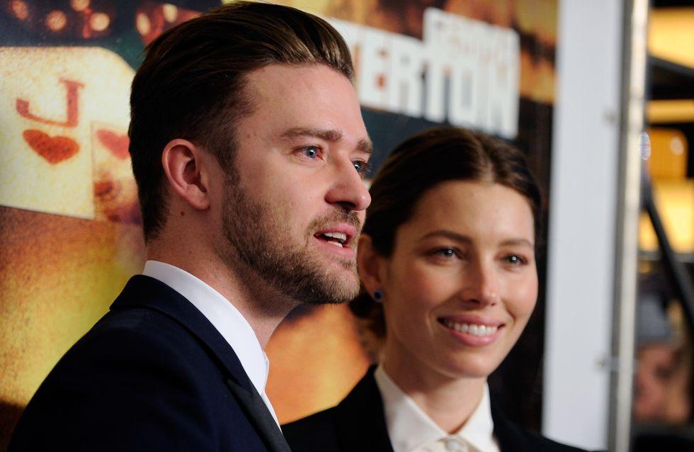 Justin Timberlake confirme la grossesse de Jessica Biel (Photo)