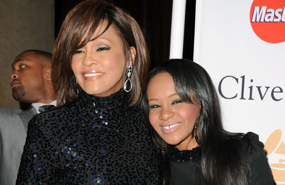 Bobbi Kristina, la fille de Whitney Houston dans le coma