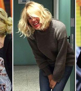 Marcuzzi risponde alle critiche sui capelli: Eppure questo biondo pulcino mi pi