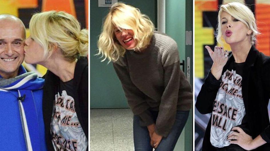 """Marcuzzi risponde alle critiche sui capelli: """"Eppure questo biondo pulcino mi piace!"""""""