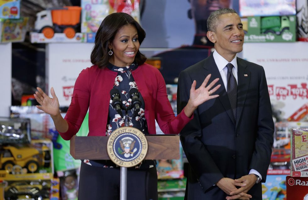 A quoi ressemblaient Barack et Michelle Obama petits ? (Photos)