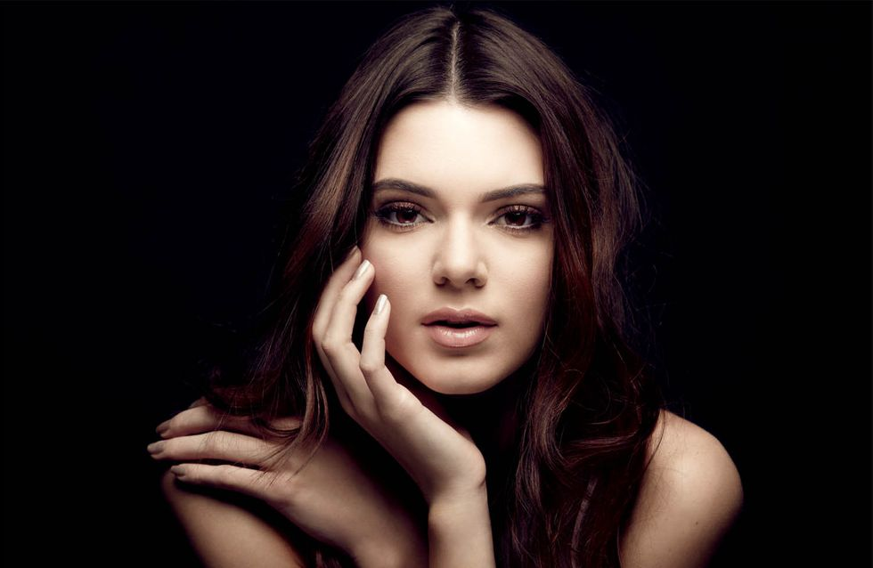 Quand Kendall Jenner rend le peignoir sexy (Photo)