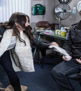 Coronation Street 11/02 - Steve struggles to adjust to normality
