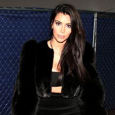 Kim Kardashian expose de nouveau ses fesses dans un magazine (Photo)
