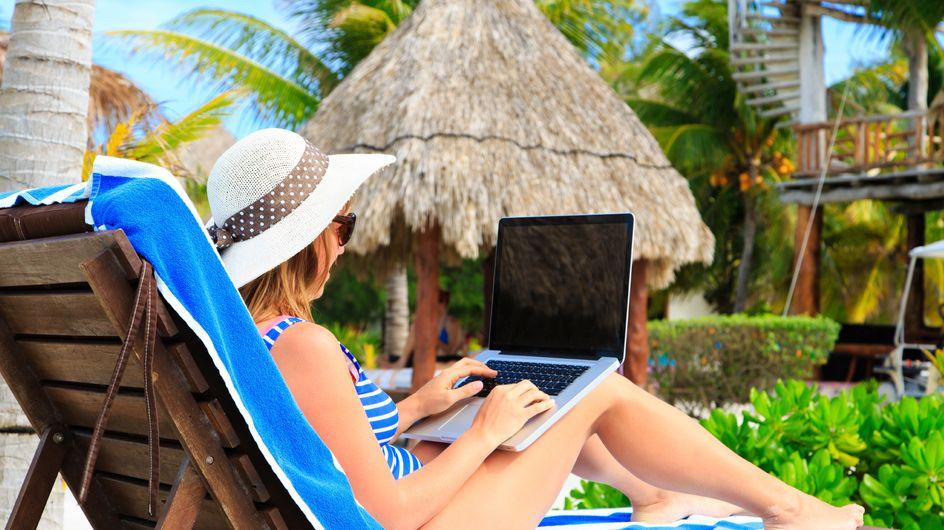 7 trucs qui font du bureau un club de vacances