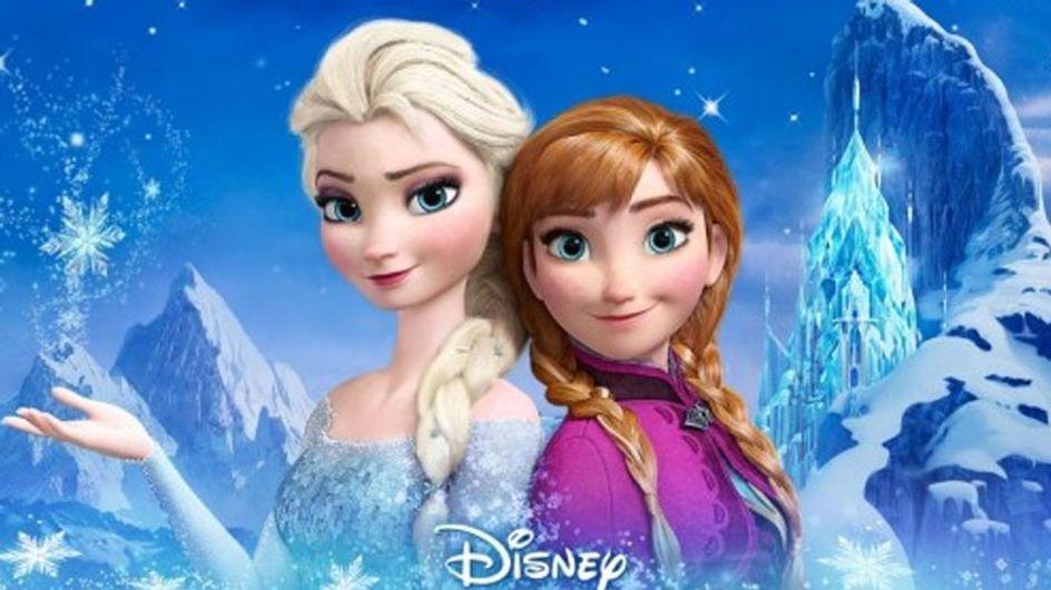 Découvrez les premières images de la suite de La Reine des neiges