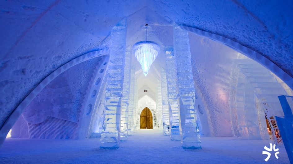 Dormiresti in una caverna? E in mezzo al ghiaccio? Scopri le camere d'albergo più strane del mondo!