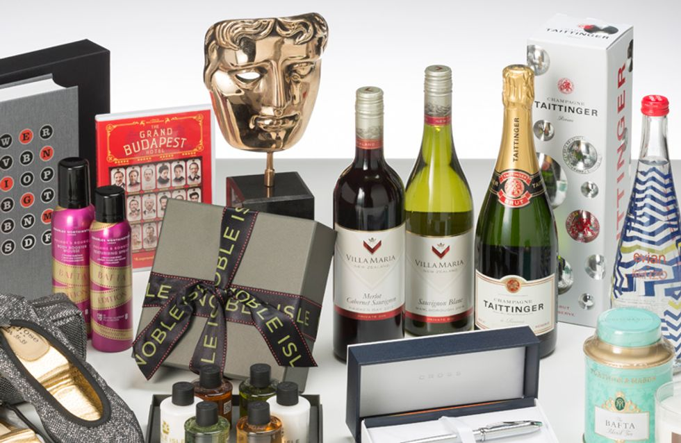 Competition: Win BAFTA Night In Treats Worth £300