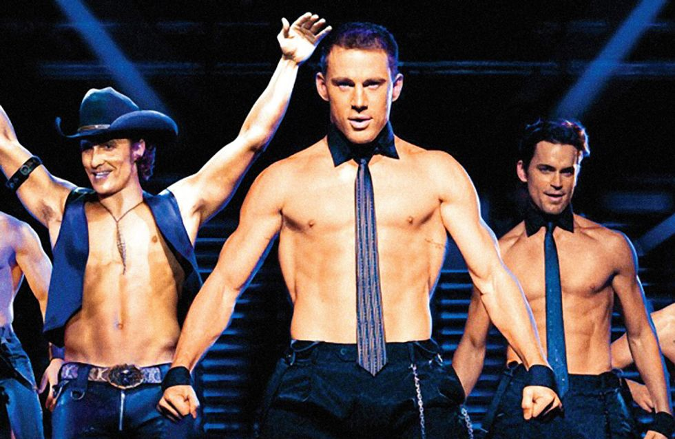 Watch The New 'Magic Mike XXL' Trailer And Have Your Mind Blown
