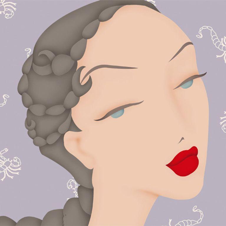 11 características inconfundibles de las mujeres escorpio b10b21988d5e
