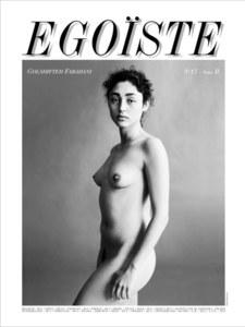 Golshifteh Farahani pose nue pour Egoïste