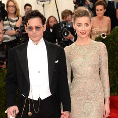Johnny Depp et Amber Heard se sont mariés
