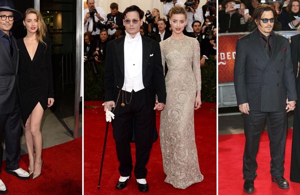 Johnny Depp ha sposato la sua Amber! Festa nel week end sull'isola privata dell'attore