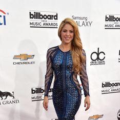 Shakira dévoile une première photo de son fils Sasha