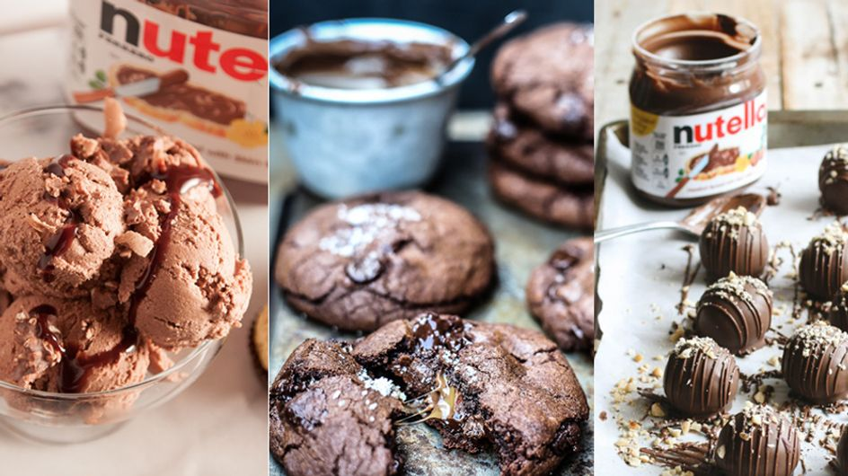 10 Amazing Chocolate Spread Recipes You Have To Try