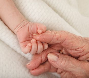 Cette grand-mère fait une déclaration d'amour magnifique à sa petite fille