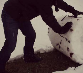 Video/ Finalmente (?) la neve! Guarda il modo più divertente e veloce per spalar
