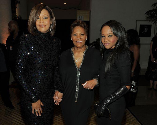Whitney Houston & sa fille Bobbi Kristina Brown