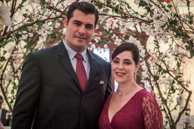 Maria Inês e Marcos